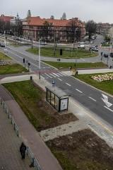 Przy placu Komorowskiego we Wrzeszczu Dolnym zaczął działać nowy przystanek autobusowy