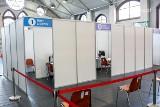 Ruszają szczepienia w sali gimnastycznej przy ul. Sowińskiego w Szczecinie. Mogą przyjąć nawet 1000 pacjentów dziennie