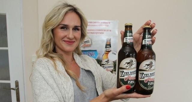 Nowe Piwo Kieleckie już niebawem w sklepach (WIDEO)– To ma być nasz produkt wyborowy – mówi Katarzyna Czechowska i prezentuje nowe Piwo Kieleckie.