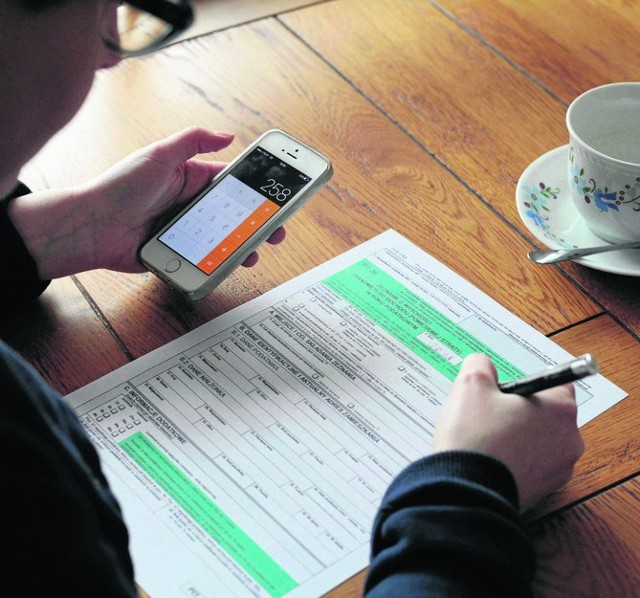 Zeznanie korygujące składamy wypełniając nowy formularz PIT