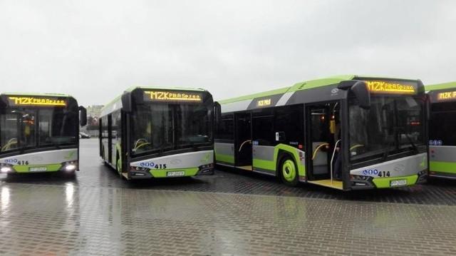 Gdy w przyszłym roku do Piły dotrą zamówione już elektryczne Solarisy, 3/4 taboru tamtejszego MZK będzie spełniało najwyższe normy ekologiczne. Średni wiek autobusu miejskiego w tym mieście nie przekroczy wtedy pięć lat