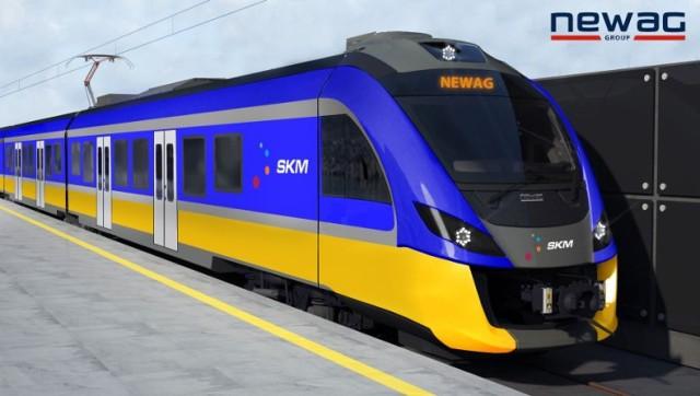 Nowosądecki Newag dostarczy nowoczesne pociągi dla Trójmiasta
