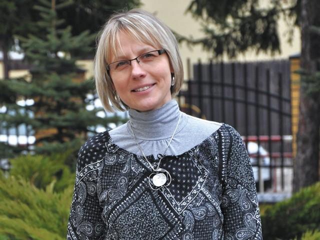 Agnieszka Karp startuje na Wychowawcę Roku 2011