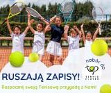 Top Tennis Player Gorzów zaprasza dzieci na bezpłatne treningi pokazowe