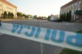 Kórnik: Rozszczelnienie gazociągu w Radzewie. Ewakuowano szkołę i pobliskie budynki