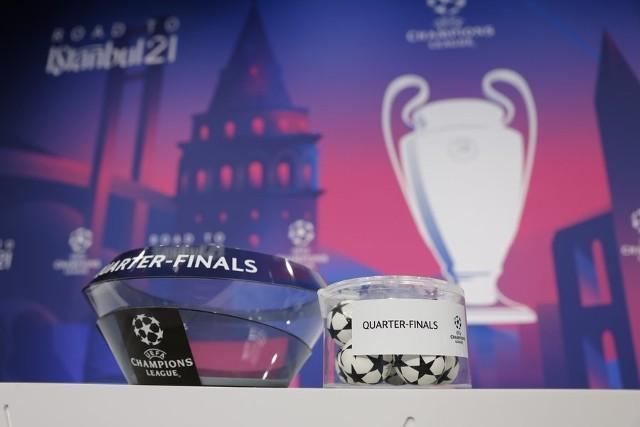 Poznaliśmy ćwierćfinałowe pary Ligi Mistrzów!