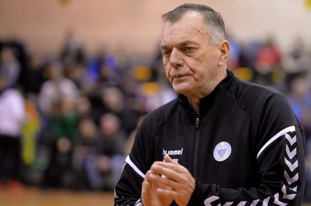 Trener Vit Telecky zostaje w Jarosławiu na kolejny sezon.