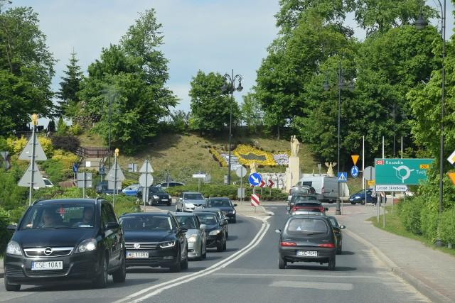 RDOŚ w Bydgoszczy wydała decyzję środowiskową dla budowy obwodnicy Sępólna Krajeńskiego w ciągu drogi krajowej nr 25.