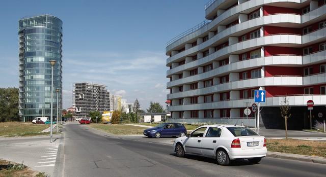 Nowa droga, która połączy Podwisłocze z ul. Wierzbową, ma odciążyć. Rejtana, jak i Targową i Szopena.