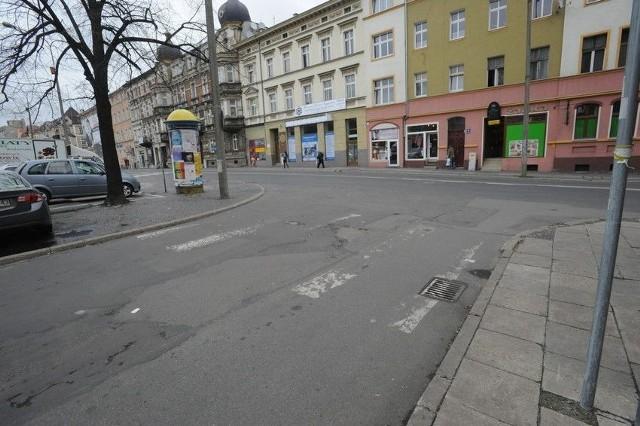 Prace potrwają co najmniej do 8 sierpnia, a uliczki mają być remontowane etapami.