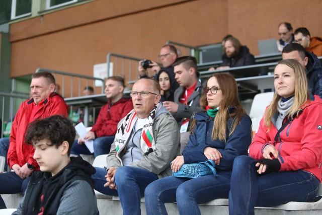 Kibice na meczu Zagłębie Sosnowiec - GKS JastrzębieZobacz kolejne zdjęcia. Przesuwaj zdjęcia w prawo - naciśnij strzałkę lub przycisk NASTĘPNE