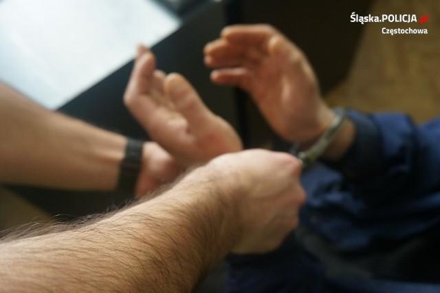 Sąd zastosował wobec mężczyzny środek zapobiegawczy w postaci tymczasowego aresztowania na 3 miesiące