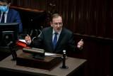 Gorąco w Sejmie. Ostra wymiana zdań między posłami a szefem MSWiA