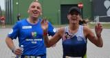Czas na sport 2021 - wielkie bieganie na 5 i 10 kilometrów w Zielonej Górze. Na starcie stanęło 160 zawodników. Szukajcie się na zdjęciach!