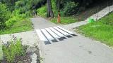 Zamiast spowalniacza ruchu ma być trójwymiarowe przejście dla pieszych