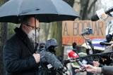 """""""Murem za Bodnarem"""". Jest zapowiedź protestów przed Sejmem po czwartkowym wyroku Trybunału Konstytucyjnego ws. RPO"""