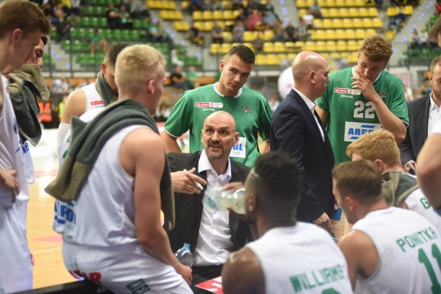 Koszykarze Zastalu Zielona Góra wygrali dziesiąty mecz w Energa Basket Lidze.