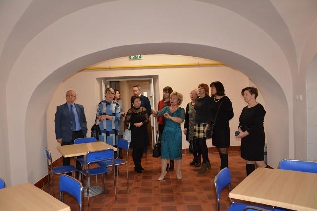 Otwarcie po remoncie Centrum Usług Socjalnych w Sulechowie