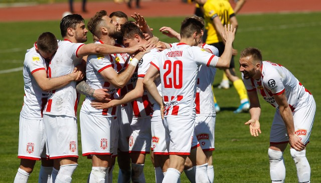 Resovia Rzeszów pokonała u siebie Widzew Łódź 2:0.