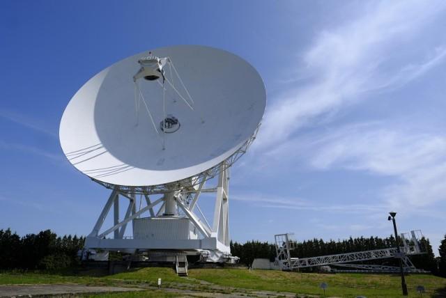 W zeszłym tygodniu burza uszkodziła radioteleskop UMK w Piwnicach