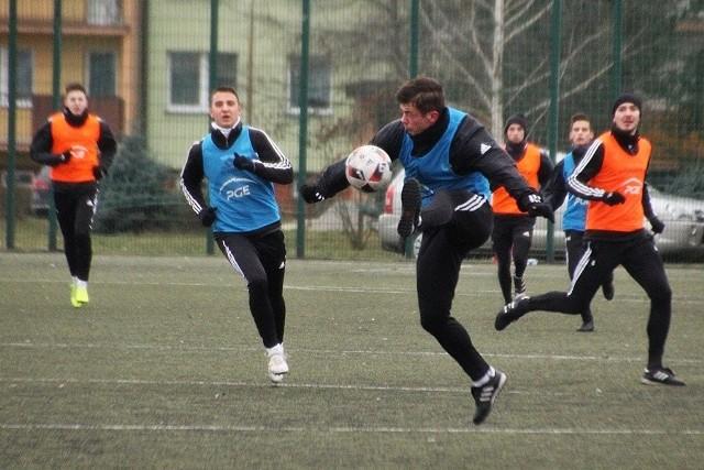 Grali w Niecieczy, przyjechali na testy w GKS Bełchatów