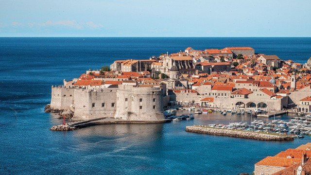 Na zdjęciu: Chorwacja. Dubrownik.