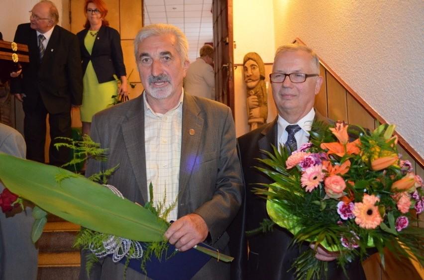 25-lecie samorządu - uroczysta sesja Rady Miejskie...