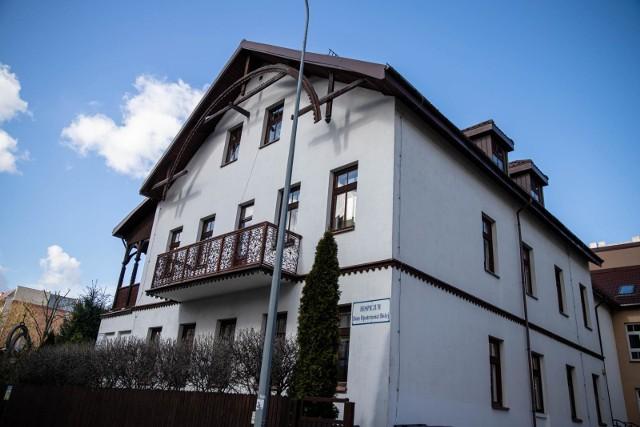 Hospicjum stacjonarne przy ul. Sobieskiego 1 w Białymstoku