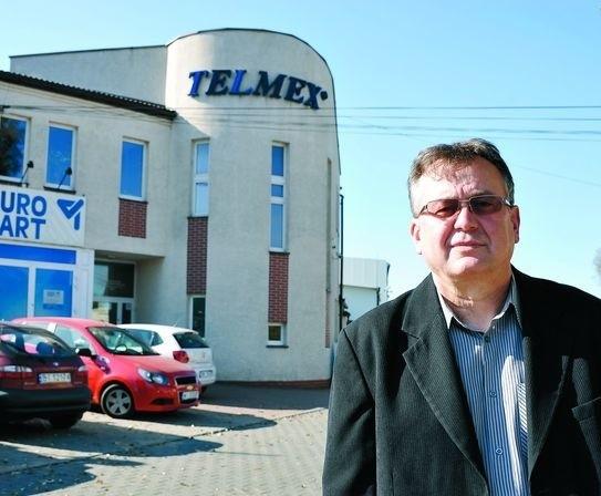Złota Setka Przedsiębiorstw. Telmex – Firma RokuJarosław Kondraciuk, założyciel i prezes Telmeksu podkreśla, że w biznesie bardzo liczy się zarówno intuicja, jak pokora. I dywersyfikacja.