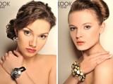 Karina z Łodzi i Daria z Aleksandrowa w polskim finale The Look of the Year 2013