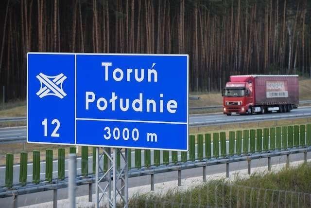 Czy Toruń doczeka się połączenia z autostradą w Czerniewicach?