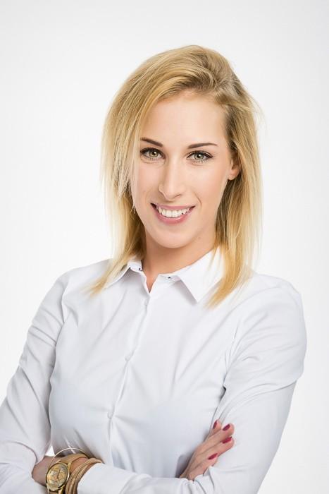 Magdalena Różańska, manager w zespole Banking & Financial Services w Michael Page