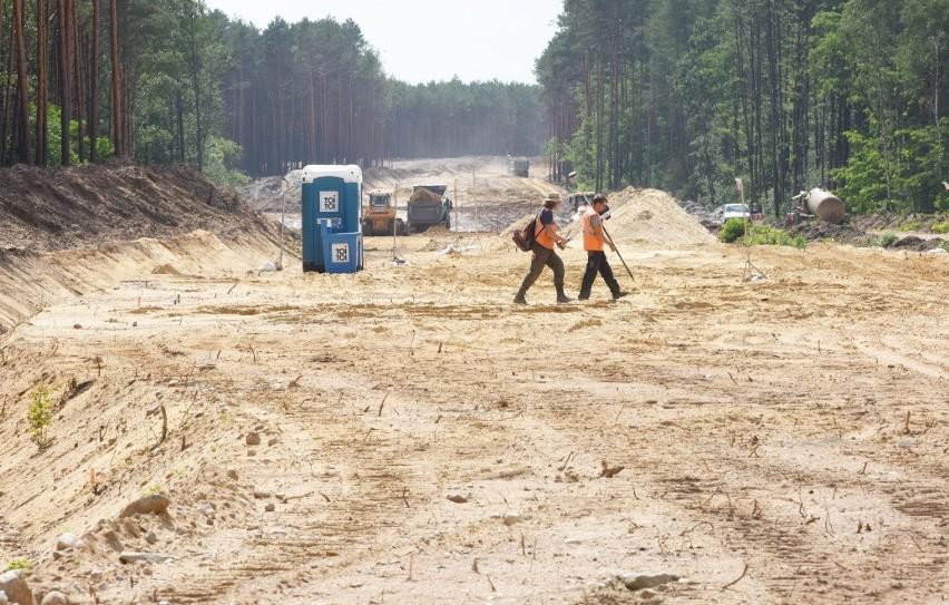 Na bieżąco informujemy o budowie południowej obwodnicy...