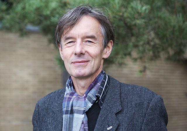 Profesor Jacek Radwan z Wydziału Biologii UAM Poznań.