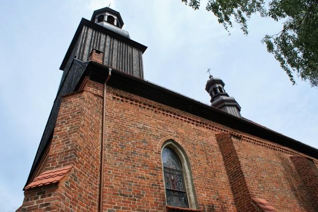 W ten weekend turyści z Torunia odwiedzą m.in. Gniewkowo, gdzie wznosi się gotycki (XIV w.) kościół parafialny pw. świętych Mikołaja i Konstancji