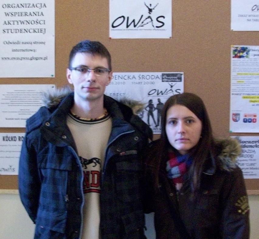 OWAS dużo wnosi w życie uczelni - zapewnia J. Lewandowski,...