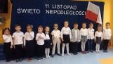 """""""Średniaki"""" z Przedszkola Samorządowego numer 2 w Kielcach zaśpiewały hymn"""