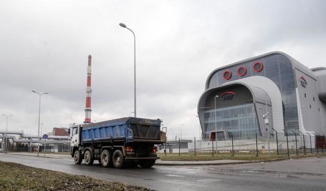 Spalarnia odpadów w Rzeszowie