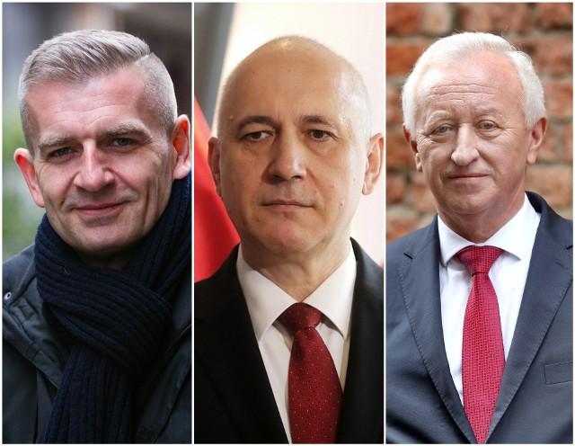 Nie ma także zaskoczenia co do kandydatów, którzy są typowani do zdobycia mandatu: poseł Arłukowicz (KE), minister Brudziński (PiS), prof. Liberadzki (KE).
