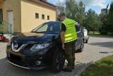 Giby. Podlaska Straż Graniczna odzyskała skradzionego we Francji Nissana X-Trail