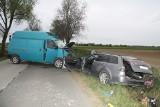 Wypadek w regionie. Jedna osoba trafiła do szpitala