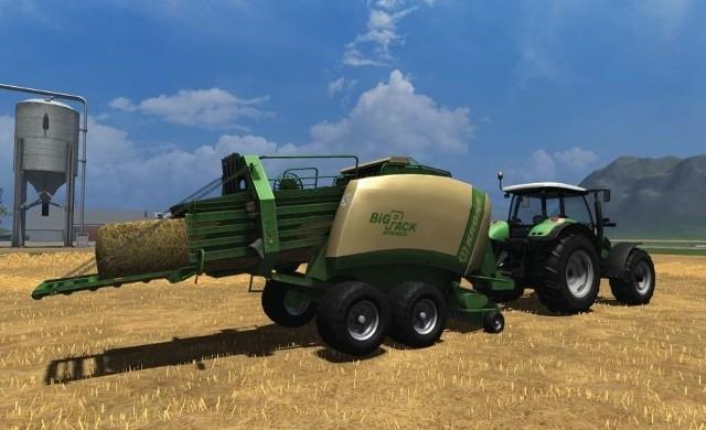 Farming Simulator 2013: W pogoni za obornikiemFarming Simulator 2013: W pogoni za obornikiem