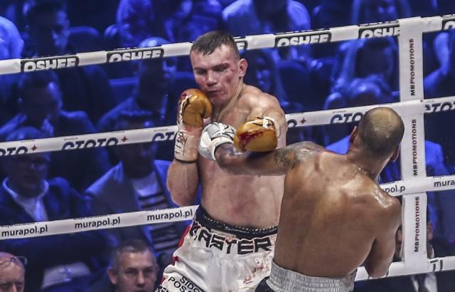 Mateusz Masternak na zawodowym ringu stoczył 46 walk, ostatnia była jego piątą porażką.
