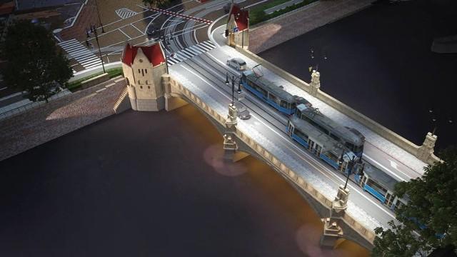 Trwało to długo, ale znalazł się wykonawca remontu mostów Pomorskich. Wprawdzie budżet zakładany przez miasto jest przekroczony, jednak miasto prawdopodobnie dołoży, żeby zrealizować tę bardzo ważną inwestycję. Jeśli oferta spełni wymogi formalne, to nowymi mostami pojedziemy dopiero w 2022 r.
