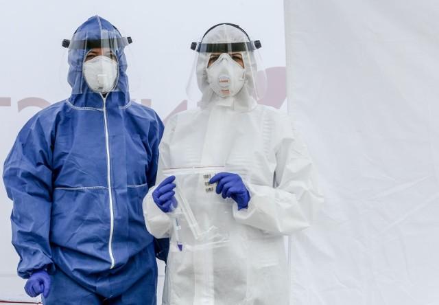 Nowe przypadki koronawirusa w Szczecinie i regionie - 15.05.2020
