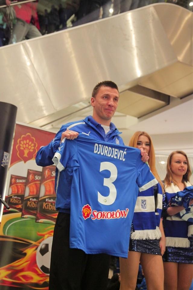 Ivan Djurdjevic poprowadzi rezerwy przeciwko drużynie Nenada Bjelicy