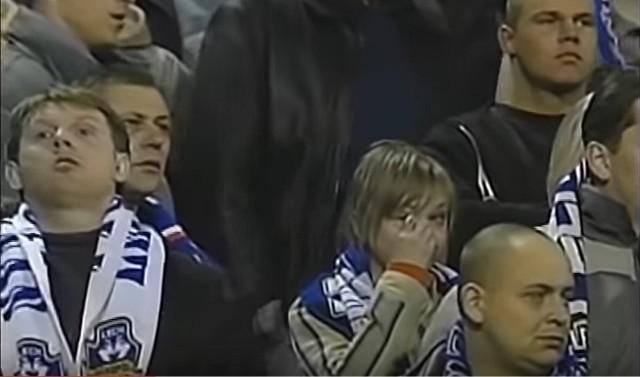 Był to jeden z najsmutniejszych momentów w historii stadionu przy ul. Bułgarskiej, chociaż nie miał nic wspólnego z piłką nożną.