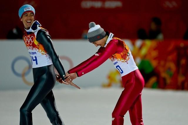 Soczi 2014. Kamil Stoch mistrzem olimpijskim