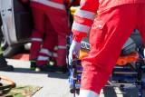 Pacjentka, która miała problemy z oddychaniem, nie mogła dostać się do szpitala. Interweniowała policja