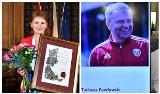 Renata Mauer-Różańska i Tadeusz Pawłowski uhonorowani przez władze Wrocławia
